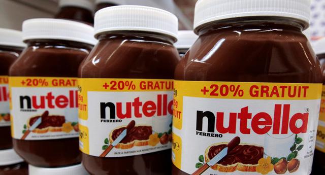Nutella es retirada de supermercados ante riesgo de cáncer