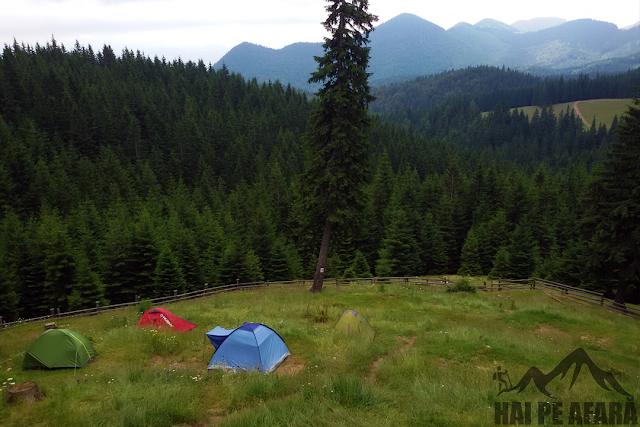 Camping Cabana Curmatura