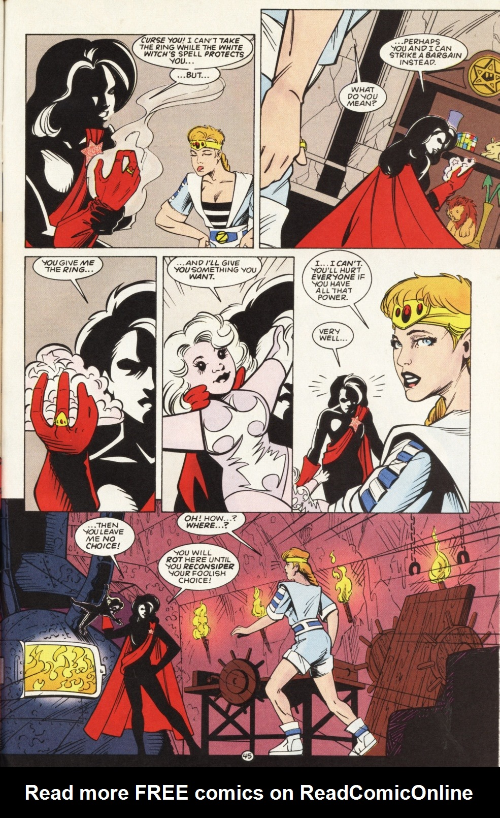 Legion of Super-Heroes (1989) _Annual_6 Page 45