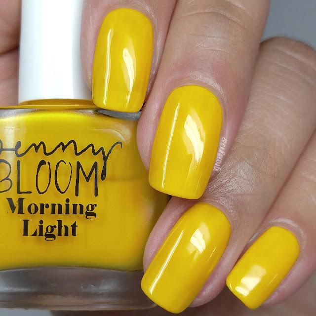 Penny Bloom Nail Polish - Morning Light