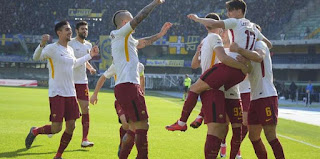 AS Roma vs Benevento Live Streaming online Today 11.02.2018 Serie A