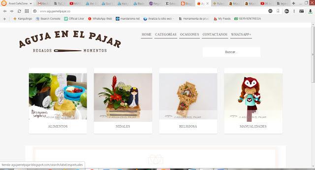 www.agujaenelpajar.co