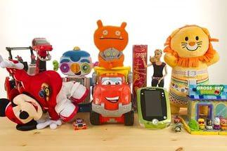 игрушки отечественного производства