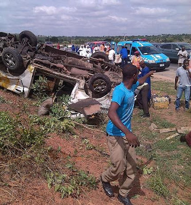fatal accident kaduna abuja road