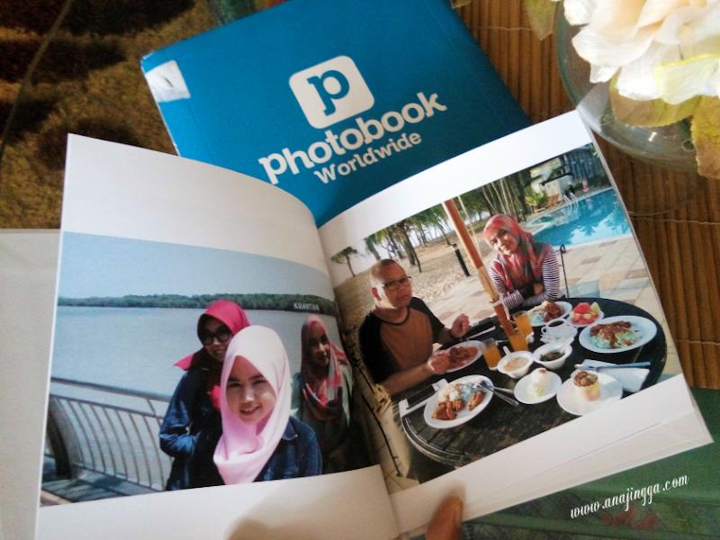 Cara Buat Photobook Percuma, Bayar Harga Pos Sahaja