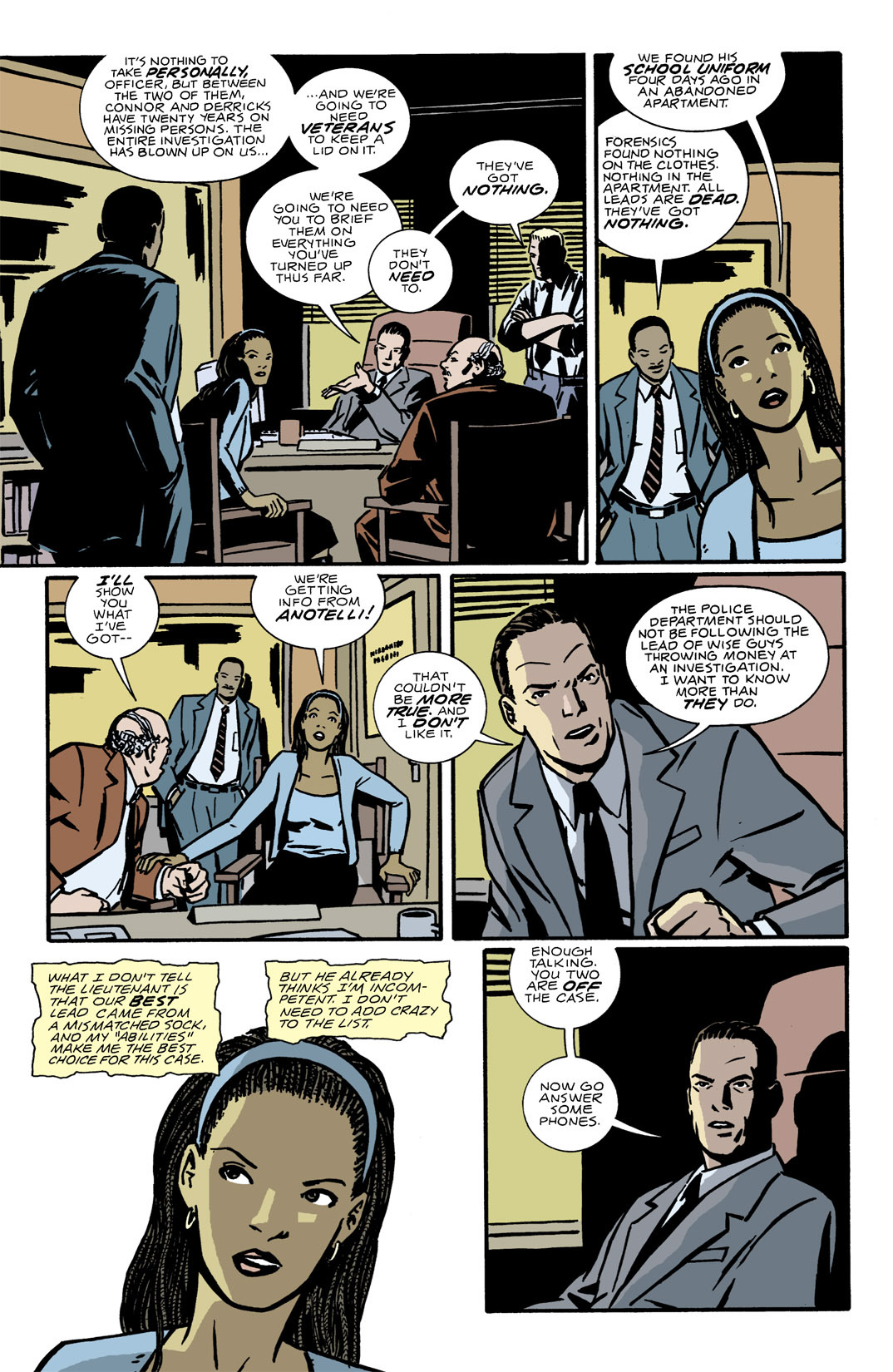 Detective Comics (1937) 767 Page 23