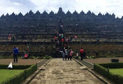 Keindahan Candi Borobudur