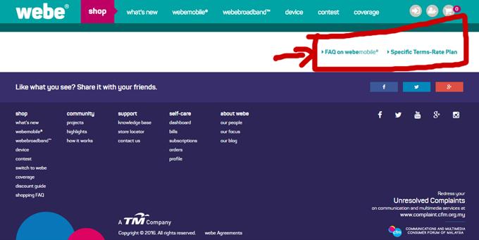 15 Fakta Perlu Tahu Mengenai Perkhidmatan WebeMobile oleh TM