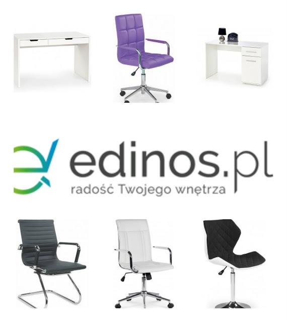 Inspiracje Twojej pracowni z Edinos.pl