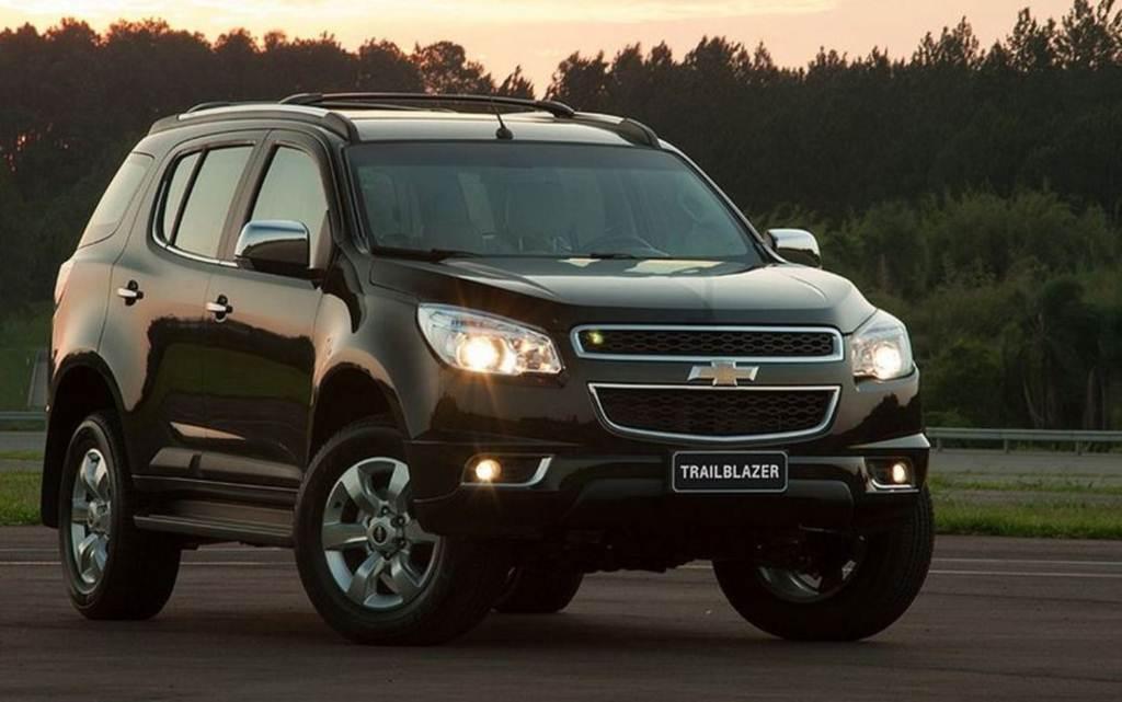 Chevrolet Trailblazer LTZ 2013: fotos, preços e especificações | CAR.BLOG.BR