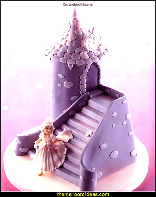 Enchanted Cakes for Children   Cinderella party themed decorations - princess Cinderella party props - Cinderella costume  - Cinderella party decor - Disney princess Cinderella party ideas - Cinderella party decorations - pink princess party props - princess castle decoration props -  Fairytale  party props -   Once Upon a Time theme party -  Princess & Knight Party Ideas