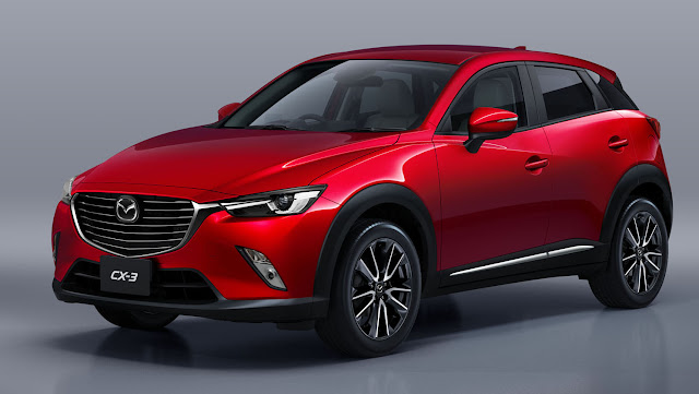 lanzamiento mazda cx 3 autoblog uruguay. Black Bedroom Furniture Sets. Home Design Ideas