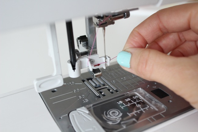 Tips for Threading a Sewing Machine Needle - Tilly and the Buttons