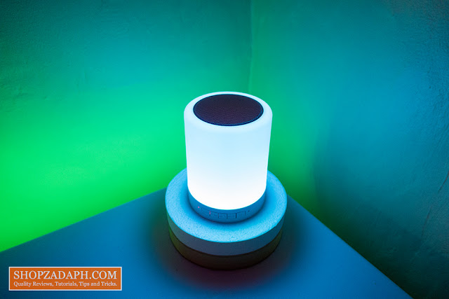 Best buy under 500 pesos - Bluetooth Speaker Lamp