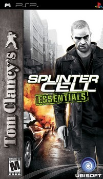 Download Splinter Cell Tom Clancys Essentials CSO PPSSPP High Compress