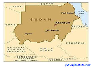 Apakah Khartoum Disebut Tri Capital