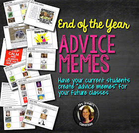 End of the Year Advice Memes traceeorman.com