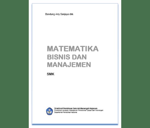 Buku Matematika Bisnis dan Manajemen SMK