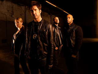 'Dark Blue,' Season One: An Intense but Good TV Drama. A review of the TNT drama with Dylan McDermott. © Rissi JC
