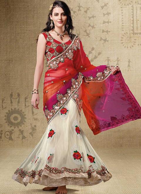 foto baju muslim sari india