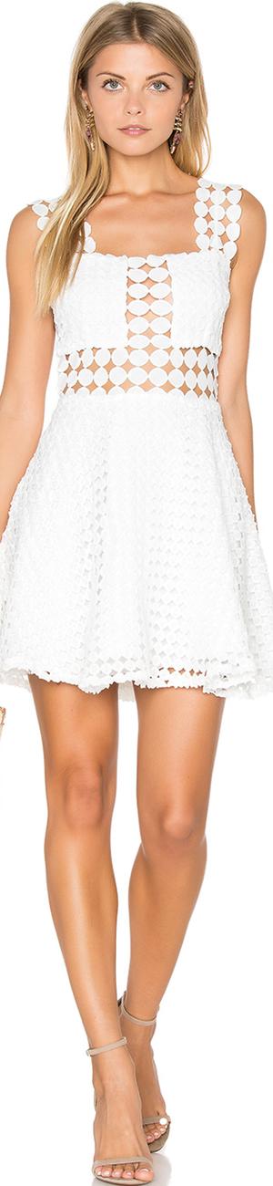 Endless Rose Sleeveless Fit&Flare Mini Dress