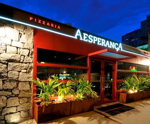 A Esperança Pizzaria E Restaurante : Projeto Wine Dinner