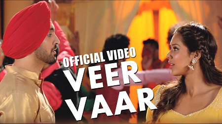 Veervaar Remix Song 2016 Sardaarji Diljit Dosanjh Mandy Takhar Latest Punjabi Songs 2016