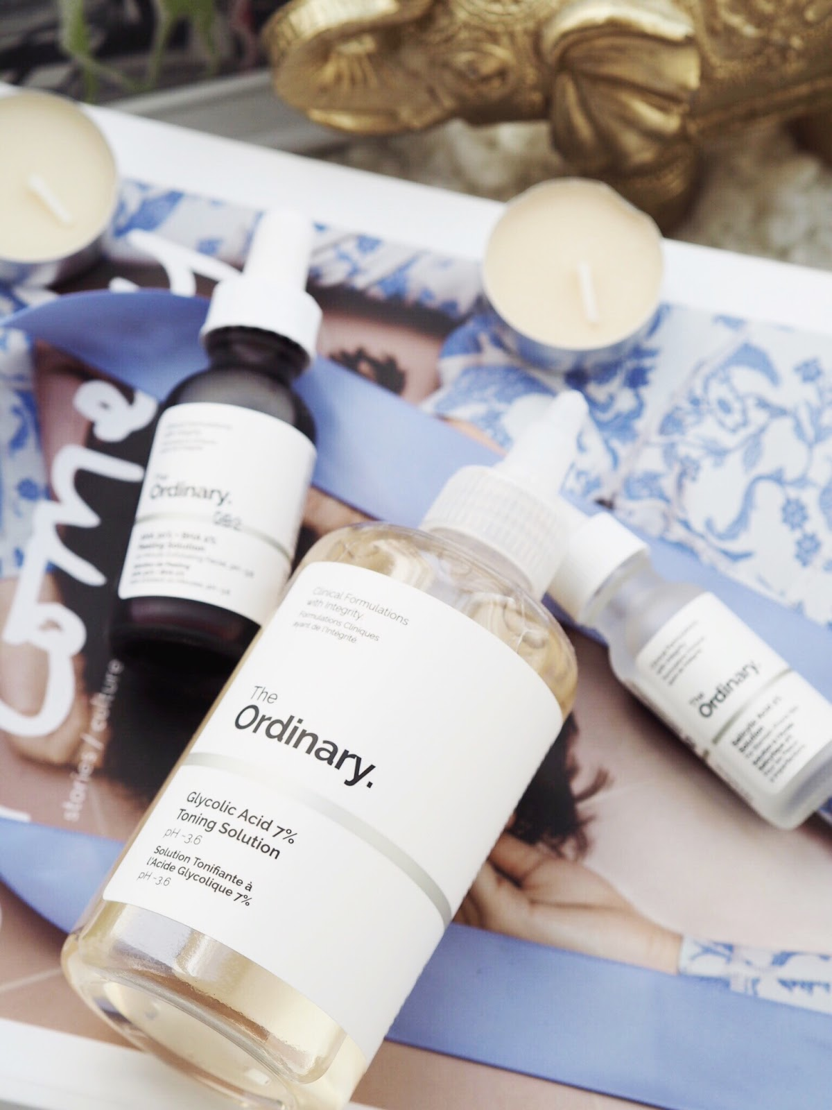 The not so ordinary skincare