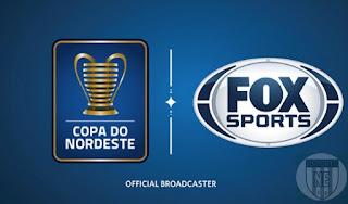 COPA DO NORDESTE EA FOX SPORTS