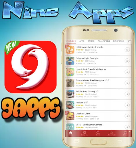 9apps download: February 2018