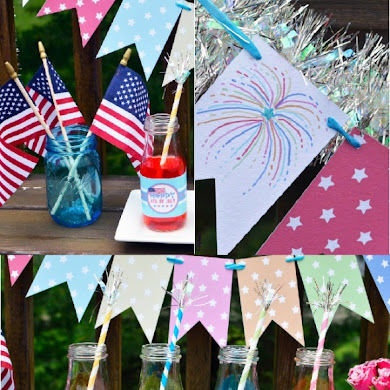 4th of July Free and Funky Printables
