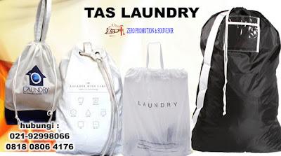 Tas Laundry, LAUNDRY BAG, Tas laundry dari bahan furing, Tas laundry kiloan, souvenir tas laundry, Tas Laundry Hotel, Tas Laundry custom
