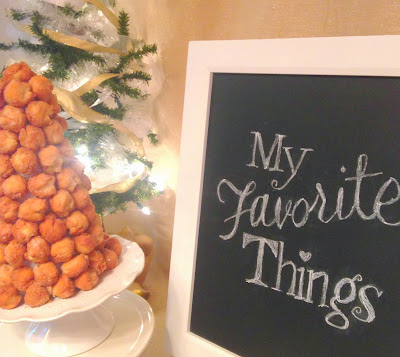 Make a donut tree @michellepaigeblogs.com