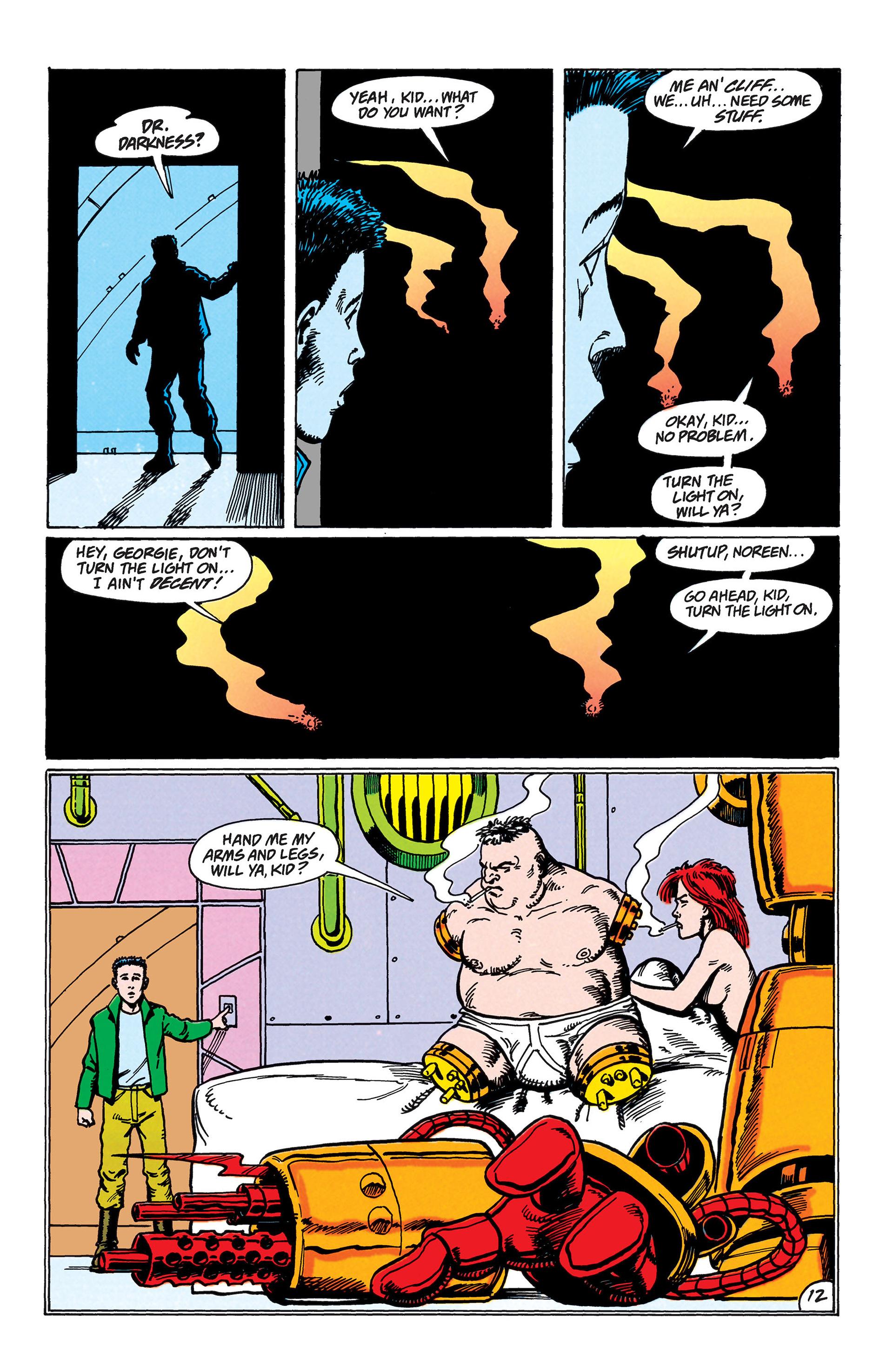Read online Animal Man (1988) comic -  Issue #45 - 13