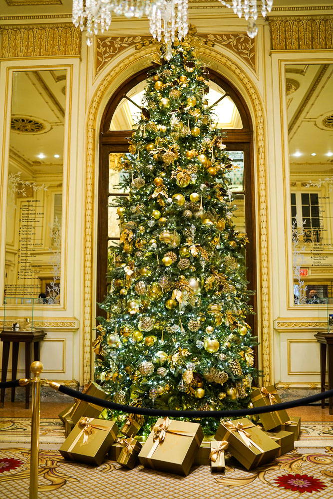 The New York City Plaza - NYC Christmas | New York City Fashion and Lifestyle Blog | Covering ...