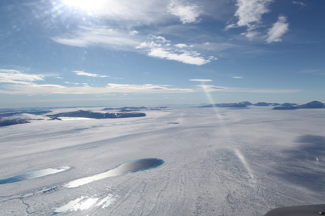 Greenland ice is melting 7 percent faster than previously thought