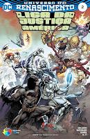 DC Renascimento: Liga da Justiça da América #2