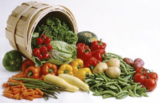 takut dengan sayuran