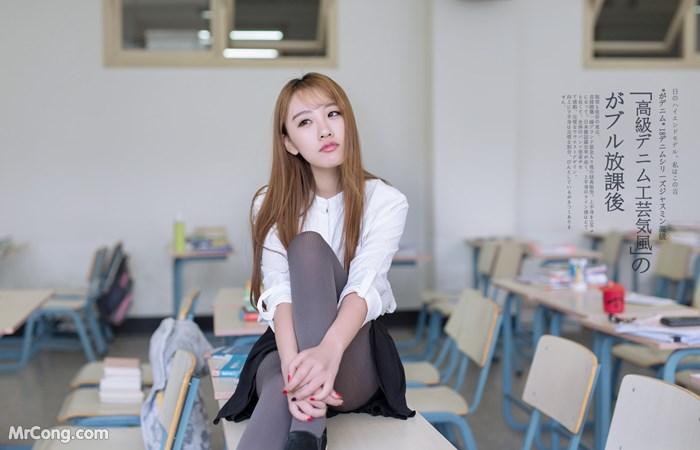 Image School-girls-by-Ronnie-MrCong.com-070 in post Những cô nàng nữ sinh xinh đẹp mê mẩn người xem chụp bởi Ronnie (96 ảnh)