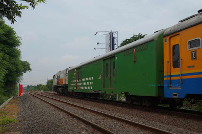 Gambar Kereta Logawa