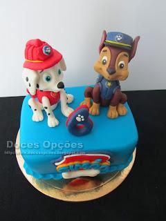 cake paw patrol kids