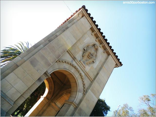 Puerta Universidad de Stanford