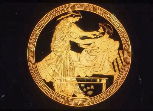 Η δυστυχία ουδέποτε ταίριαζε στους Έλληνες