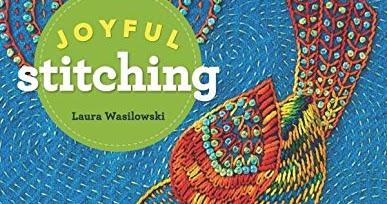 Book review: Joyful Stitching