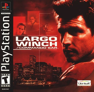 descargar largo winch commando sar psx mega