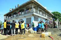 Gotong Royong Pembangunan Masjid Al-Mujahiddin Bolo, IDP Ikut Sumbang Rp30 juta