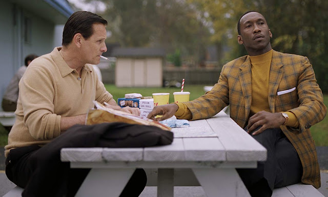 Tony Lip e Don Shirley in Green Book