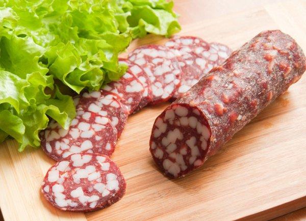 Брауншвейгская колбаса