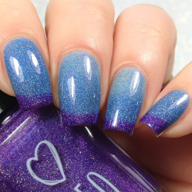 1850 Artisan Polish-They All Become Blueberries