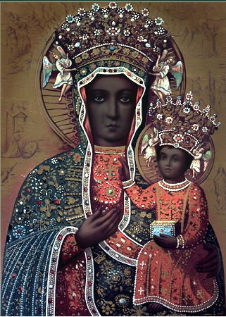 Rastafari Restores Black Virgin Mother Mary to The Black ...